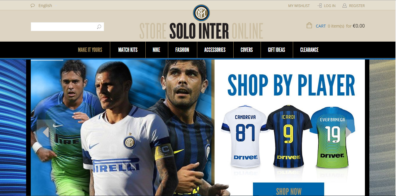 bb644b459 Best E-commerce Soccer Clubs in the World with Inter